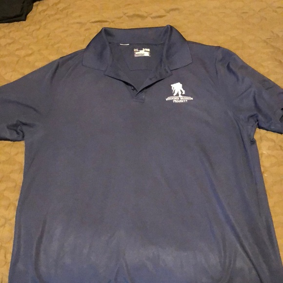 12e7244d Wounded Warrior Project Polo